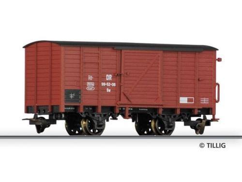 Gedeckter Güterwagen der DR, Ep. III