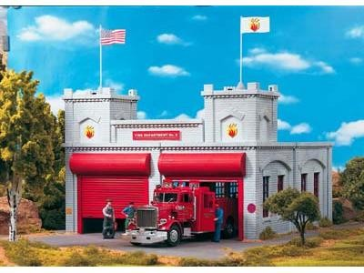 Feuerwehr Station N Grad 6
