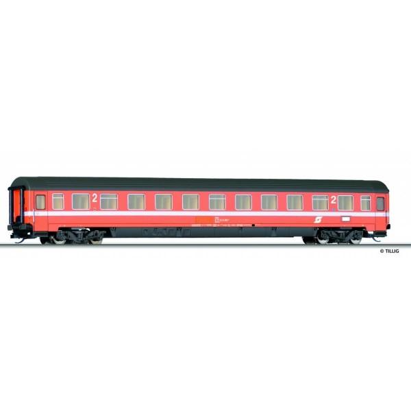 Reisezugwagen 2. Klasse Bmoz der ÖBB, Ep. IV