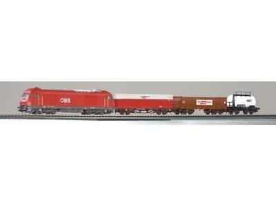 S-Set Güterzug Herkules ÖBB + 3 Güterwg.