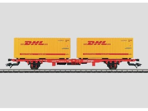 Containertragwg. DHL DB AG