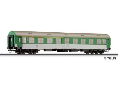 Reisezugwagen 1./2. Klasse, Typ Y/B 70, der CD, Ep. V