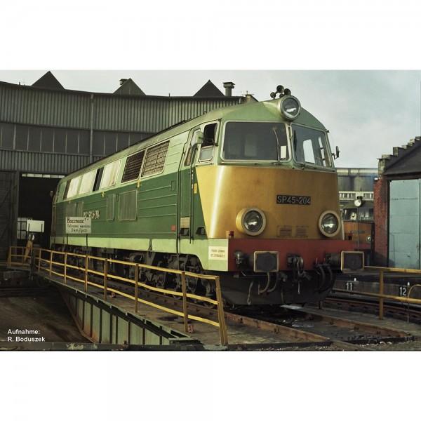 Diesellok SP 45-204 PKP V