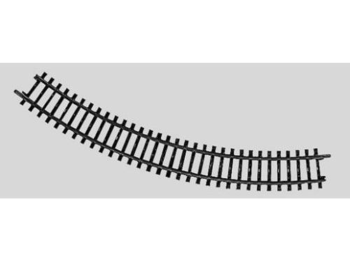 Gleis geb.r295,4 mm, 45 Gr.