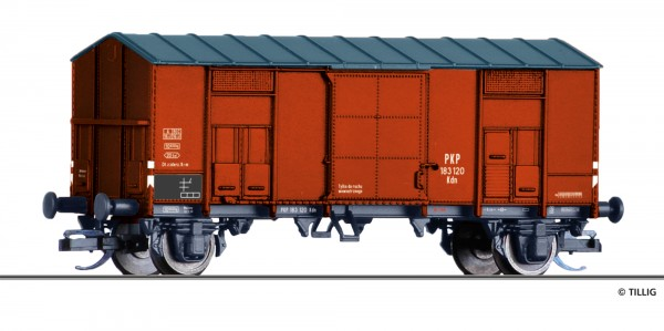 Gedeckter Güterwagen Kdn der PKP, Ep. III