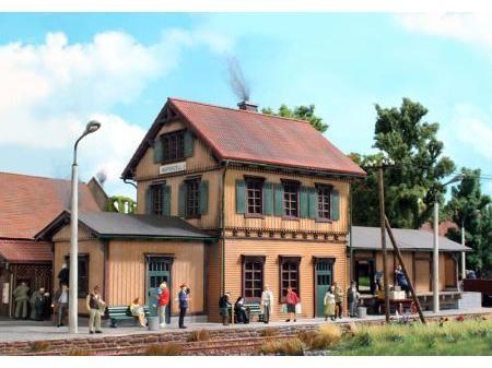 Bahnhof Kupferzell H0