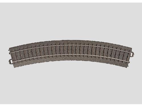 Gleis geb.r437,5 mm,30 Gr.