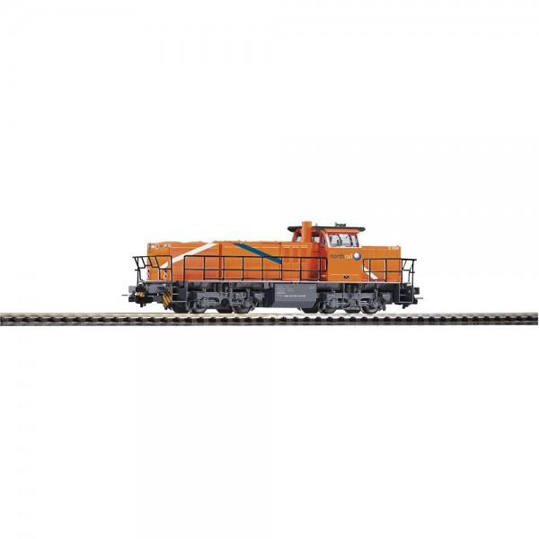 ~Diesellok G 1206 Northrail VI + lastg. Dec.