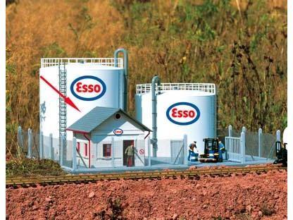 Tanklager Esso Buero