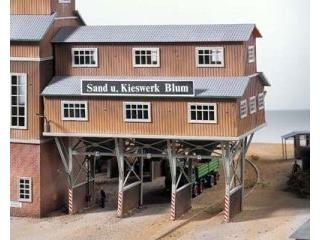 Sandwerk Beladebrücke