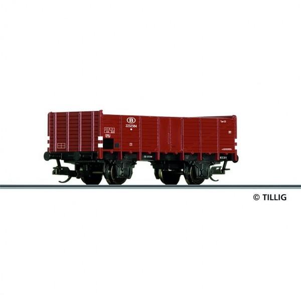 Offener Güterwagen der SNCB, Ep. III
