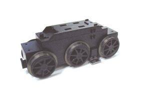 G-Antriebseinheit US Steam Loco komplett (Raeder sw)