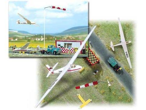 Segelflugplatz H0