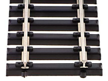 Stahlschwellenflexgleis Länge ca. 520 mm