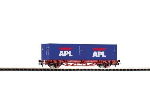 "Containertragwg. 2x20"" APL DB AG VI"