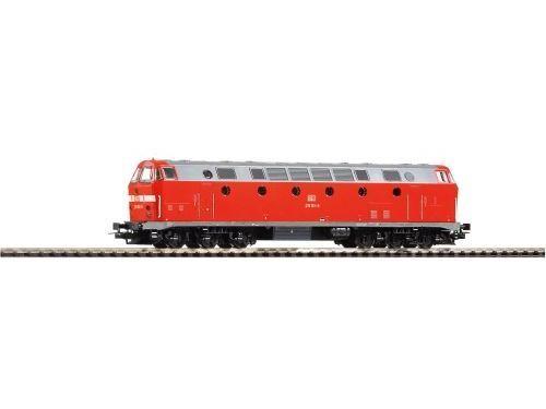 Diesellok 219 DB AG V, Licht unten