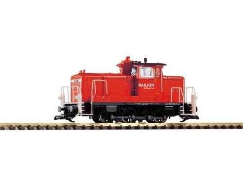 G-Diesellok BR 362 DB AG verkehrsrot Ep.VI