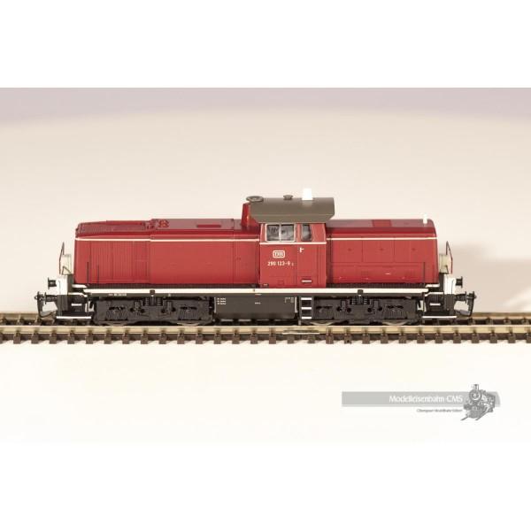 TT-Diesellok 290 DB IV