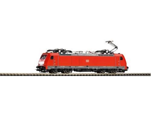 ~E-Lok BR 186 DB AG VI + lastg. Dec.