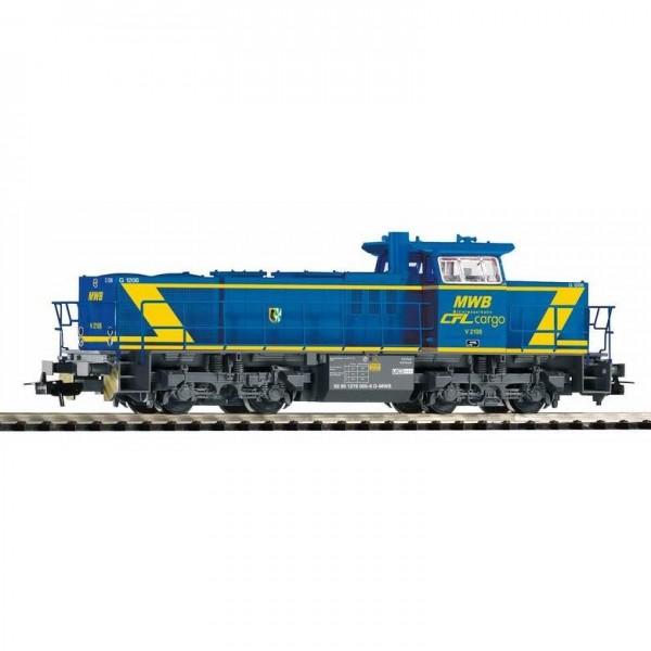 Diesellok G 1206 MWB CFL cargo