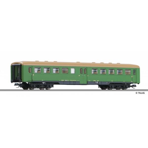 Reisezugwagen 2. Klasse Bghe der DR, Ep. IV
