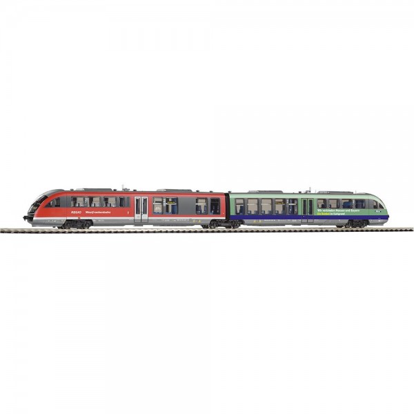 ~Desiro 642 DB Regio Westfrankenbahn VI + lastg.Dec.