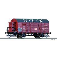 ged. Güterwagen, DRG, Ep.