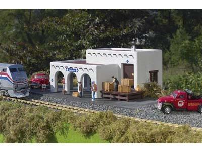 Bahnhof Santa Fe
