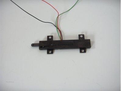 Elektrischer Weichenantrieb für Bettungsgleis