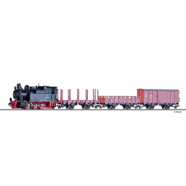 Güterzugset, DR, Ep.III,