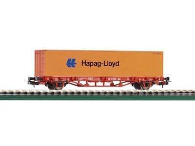 Containertrgwg. DB-Cargo V
