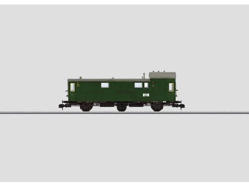 Gepäckwagen DRG