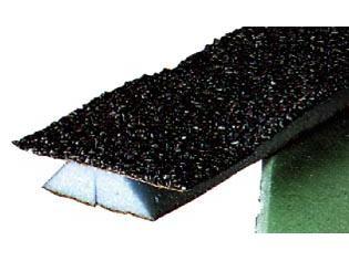 Gleisbettung Modellgleis hell (grau) Böschungsstreifen, Länge 700
