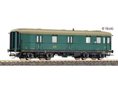 Bahnpostwagen, CSD, Ep.II