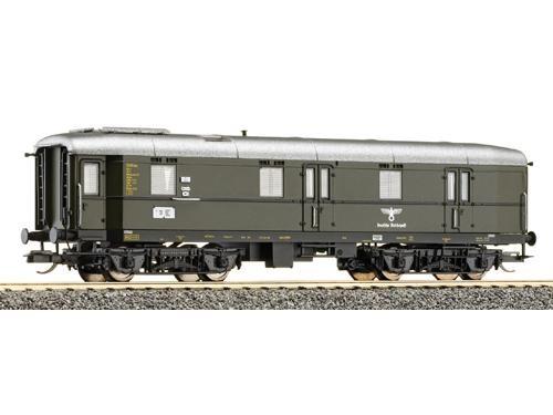 Bahnpostwagen, DRG, Ep.II