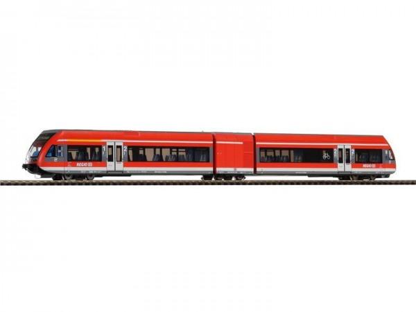 ~Dieseltriebwagen BR 646 DB AG VI + lastg.Dec.