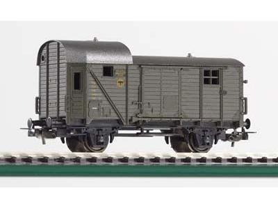 Güterzugbegleitwg. Pwg14 DRG II
