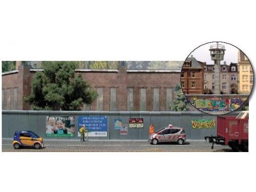 Betonmauer H0/TT