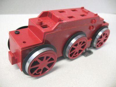 G-Antriebseinheit mit KL fuer BR80 rot