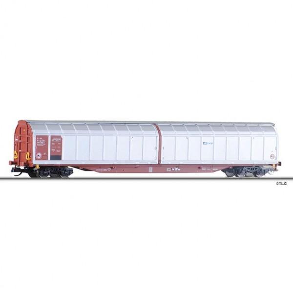 Schiebewandwagen Habbillns der CD Cargo, Ep. VI