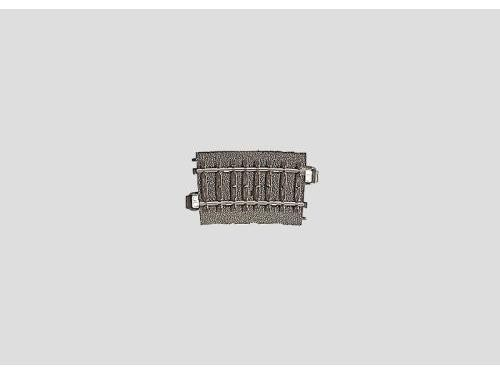 Gleis geb. r437,5 mm,7,5 Gr.