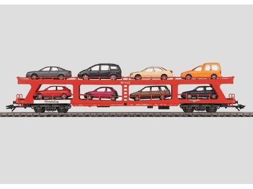 Autotransportwagen DB AG