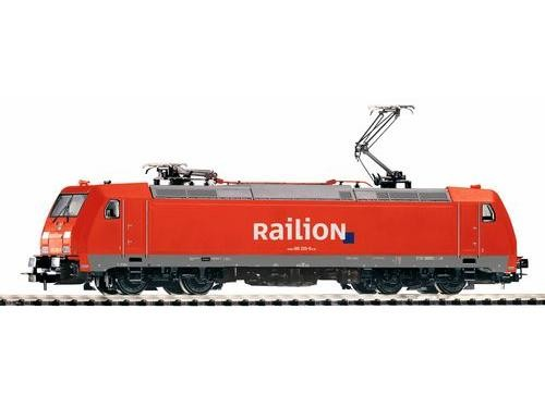 E-Lok BR 185.2 DB AG VI, 2 Pan.