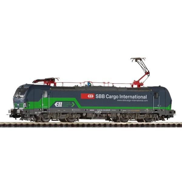E-Lok Vectron 193 ELL/SBB Cargo VI, zwei Pantos