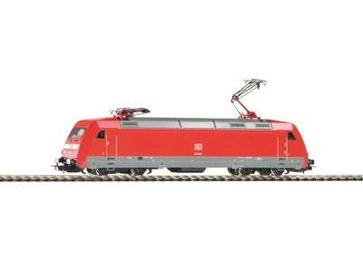 ~E-Lok BR 101 DB AG V + lastg. Dec.