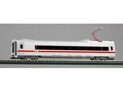 ICE 3 Personenwagen mit Stromabnehmer
