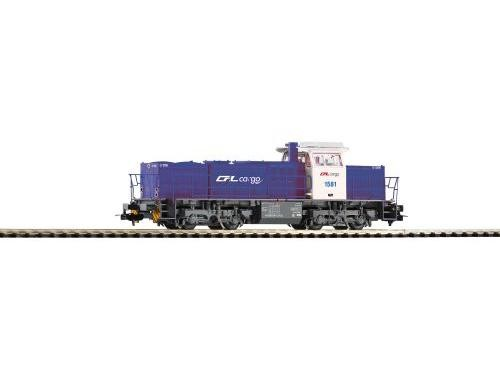 ~Diesellok G1206 CFL Cargo blau VI + lastg. Dec.