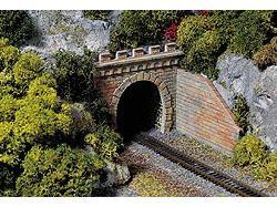 Tunnelportale eingleisig