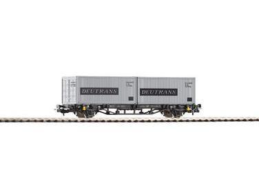 """Containertrgwg. Deutrans DR IV 2x20"""""""