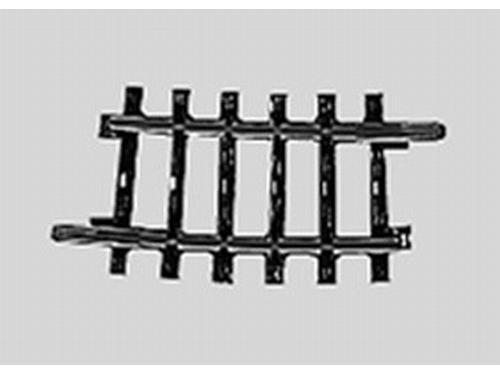 Gleis geb. r360 mm,7 Gr.30'